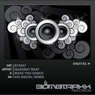 Quadrat Beat - Make You Dance  (Original Mix)