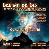 Deiman de Dis - My Universe Vocal Trance vol.109 (Guest Mix Helena) [10.03.2017] ()