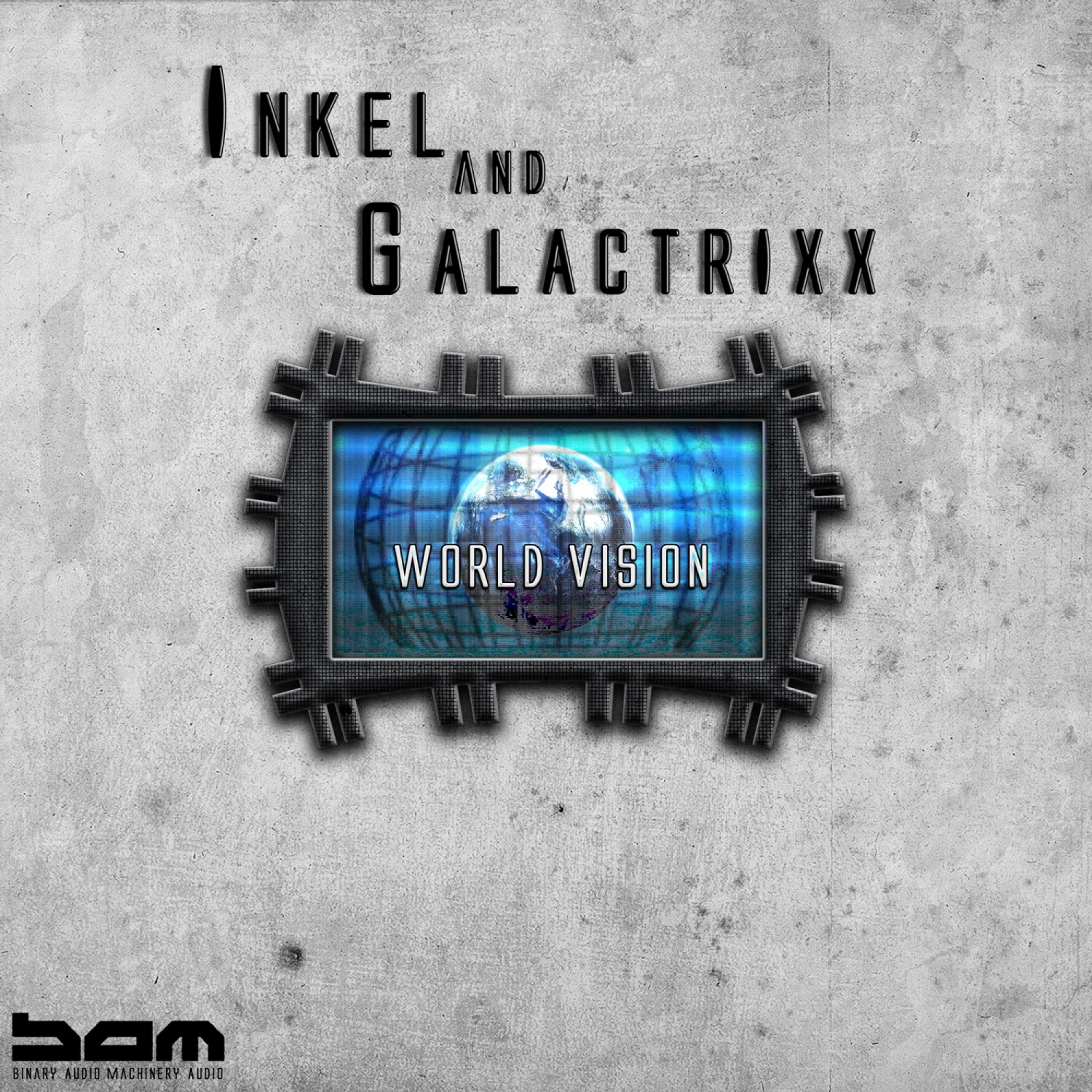 GalactrixX & Inkel - Mind Vision  (Original Mix)
