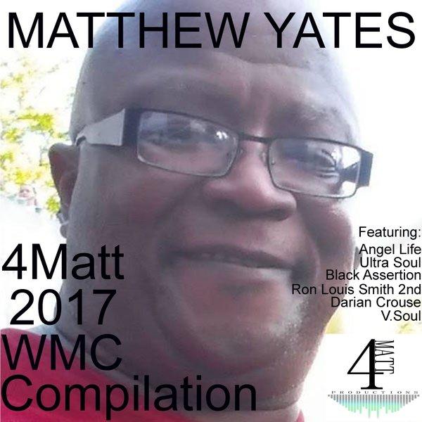 Matthew Yates, Angel Life - Created Me (Vocal Mix)