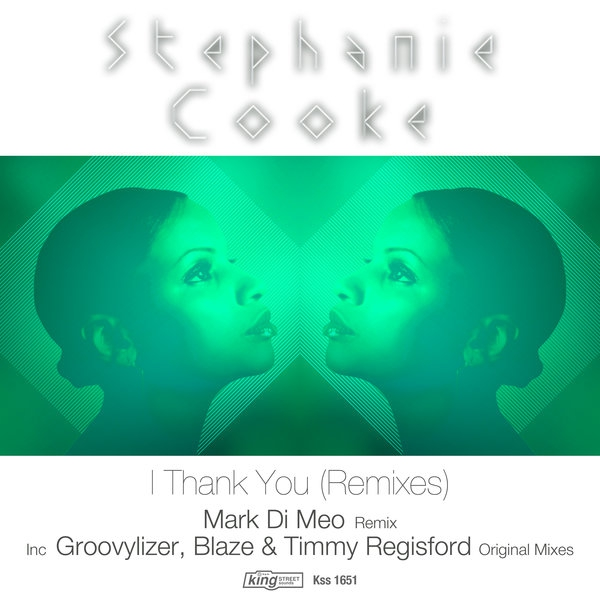 Stephanie Cooke - I Thank You (Mark Di Meo Instrumental)