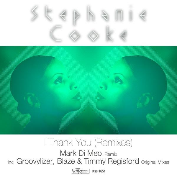 Stephanie Cooke - I Thank You  (Stephanie Cooke R&B Mix) (R&B Mix)