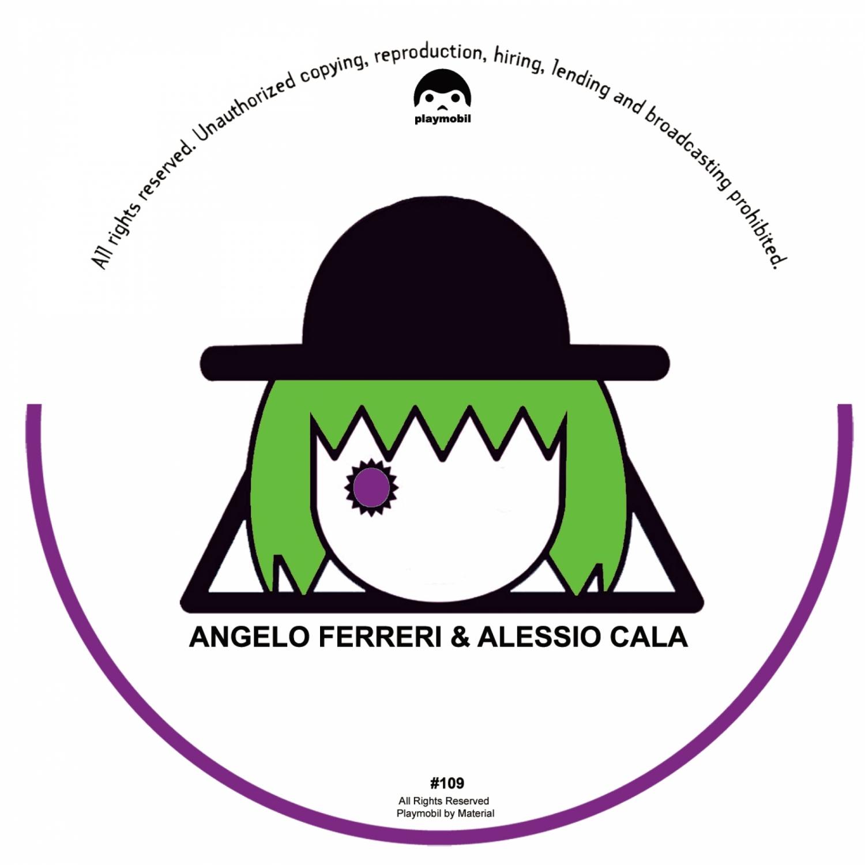 Angelo Ferreri & Alessio Cala - Trouble (Acid Mix)