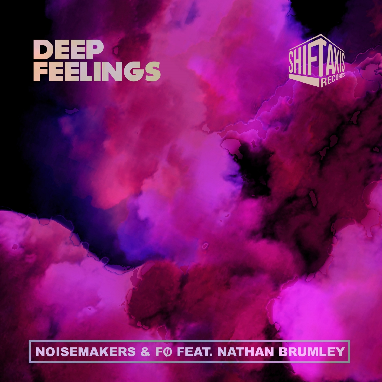 Noisemakers & FO & Nathan Brumley - Deep Feeling  (feat. Nathan Brumley) (Instrumental Mix)