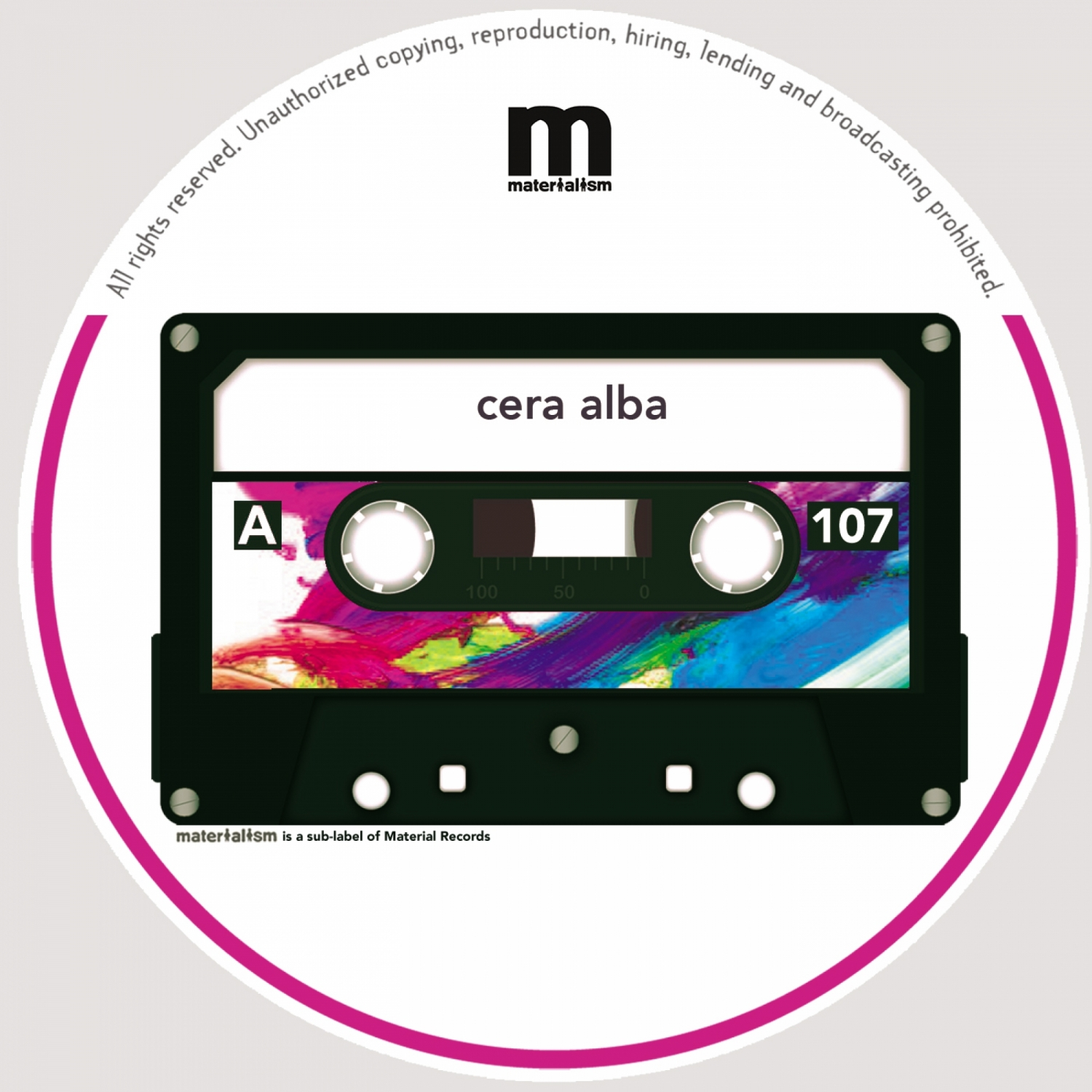 Cera Alba - Relent (Original Mix)