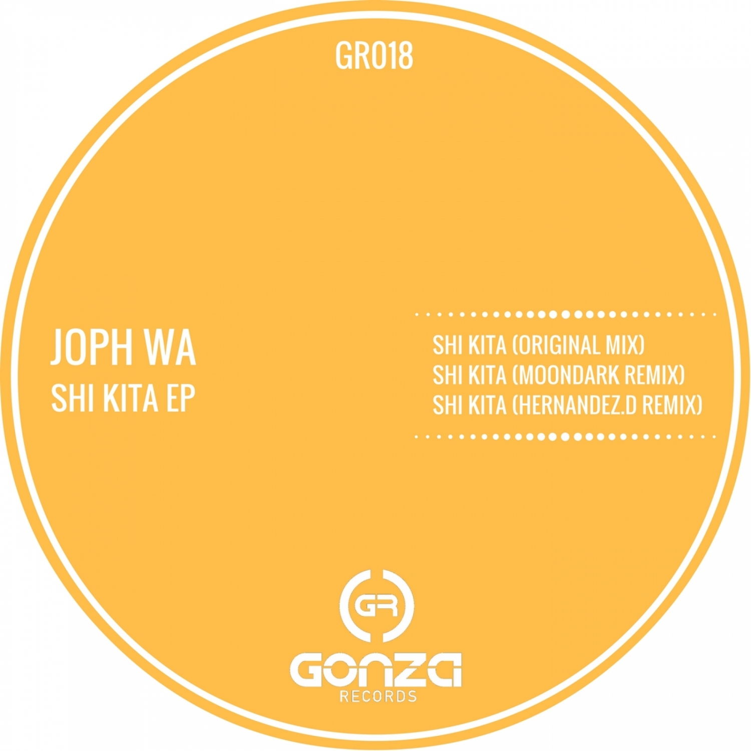 Joph Wa - Shi Kita (Original Mix)