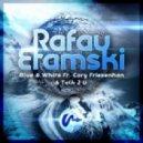 Rafau Etamski feat. Cory Friesenhan - Blue & White (Original mix)