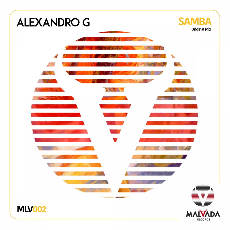 Alexandro G - Samba (original mix)