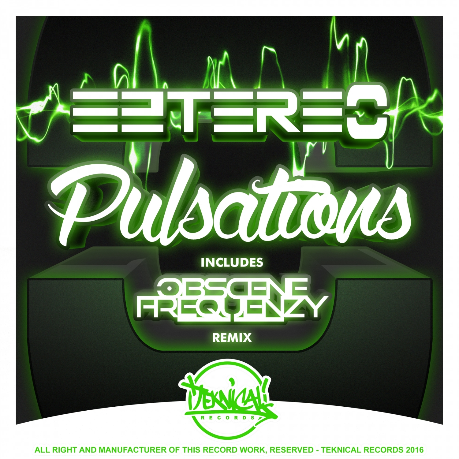 Eztereo - Pulsations  (Original Mix)