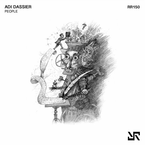 Adi Dassier - Turn Back (Original Mix)