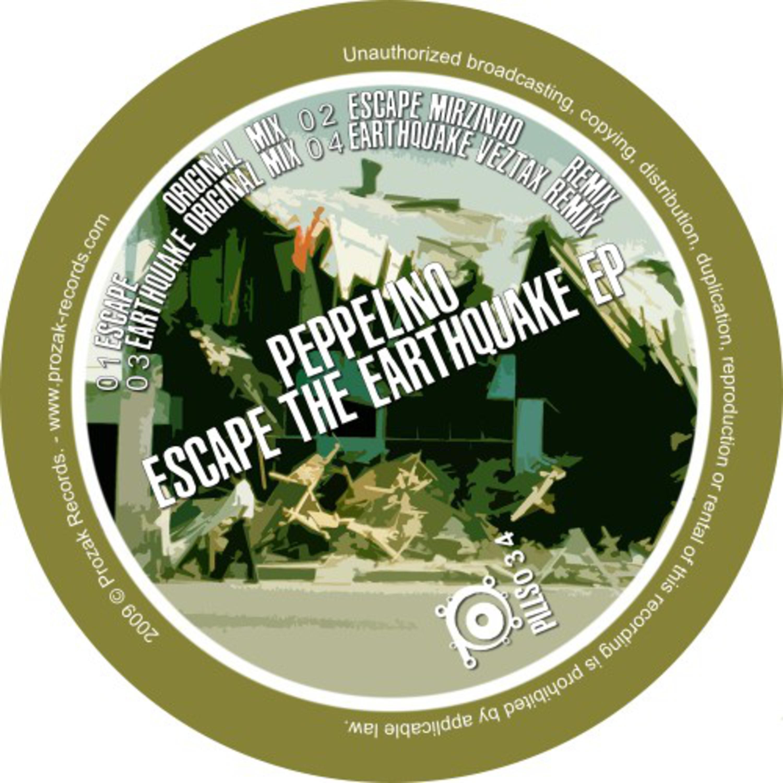 Peppelino - Earthquake (Original Mix)