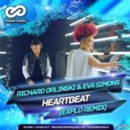 Richard Orlinski & Eva Simons - Heartbeat (Explo Radio Edit)