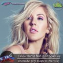 Calvin Harris feat. Ellie Goulding - Outside (Dj Kapral Remix)