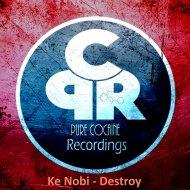 Ke Nobi & DJ Silk - Green Alien (Original Mix)