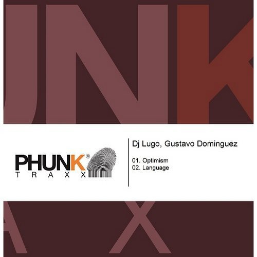 DJ Lugo, Gustavo Dominguez - Optimism (Original Mix)