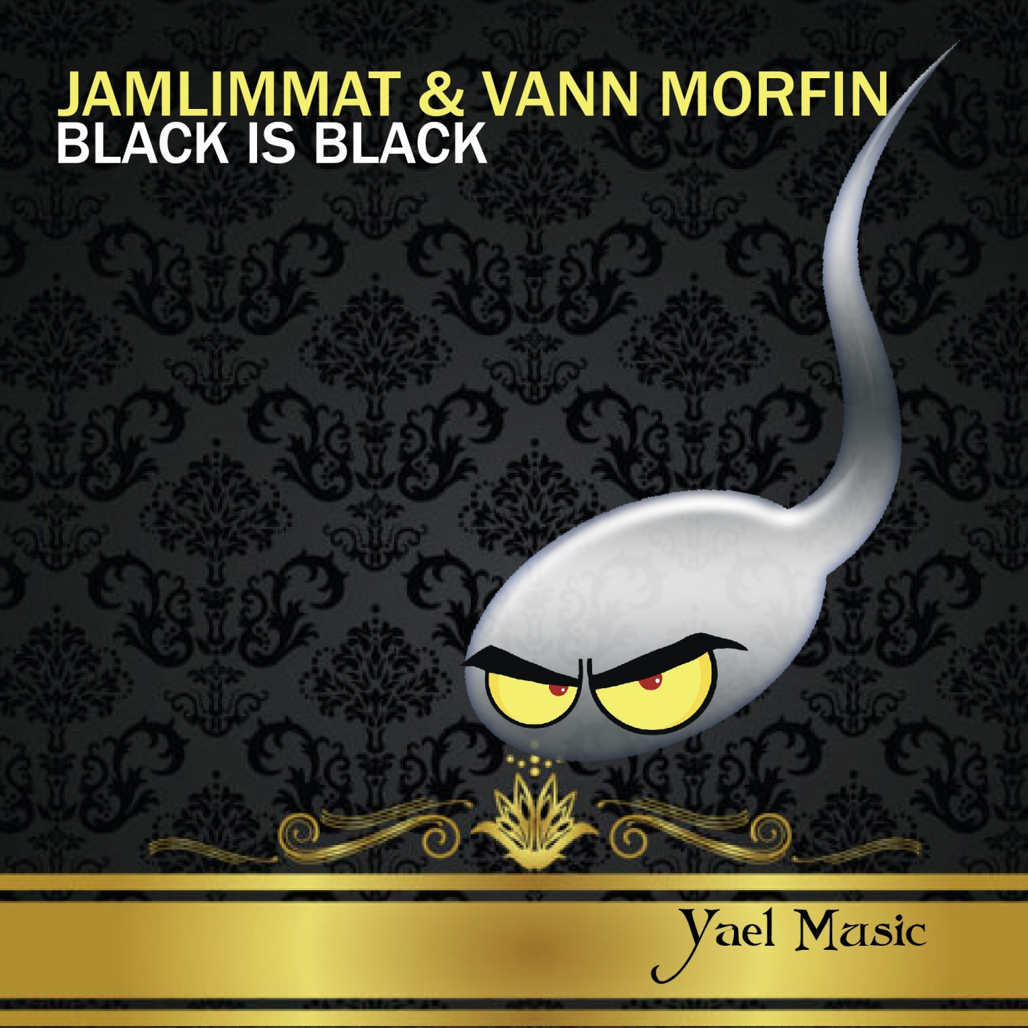 JamLimmat & Vann Morfin - Black is Black  (Original Mix)