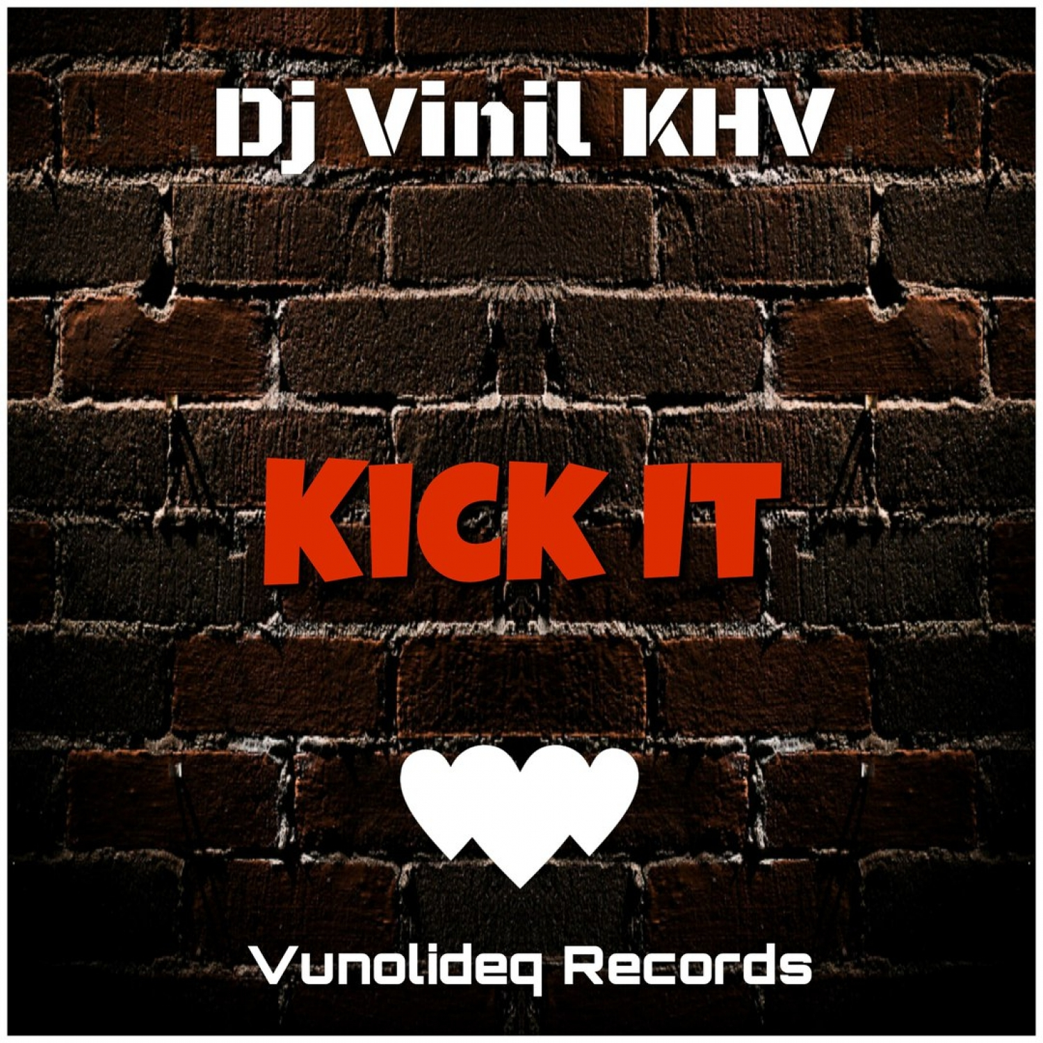 Dj Vinil KHV - Drop That Base (Original Mix)