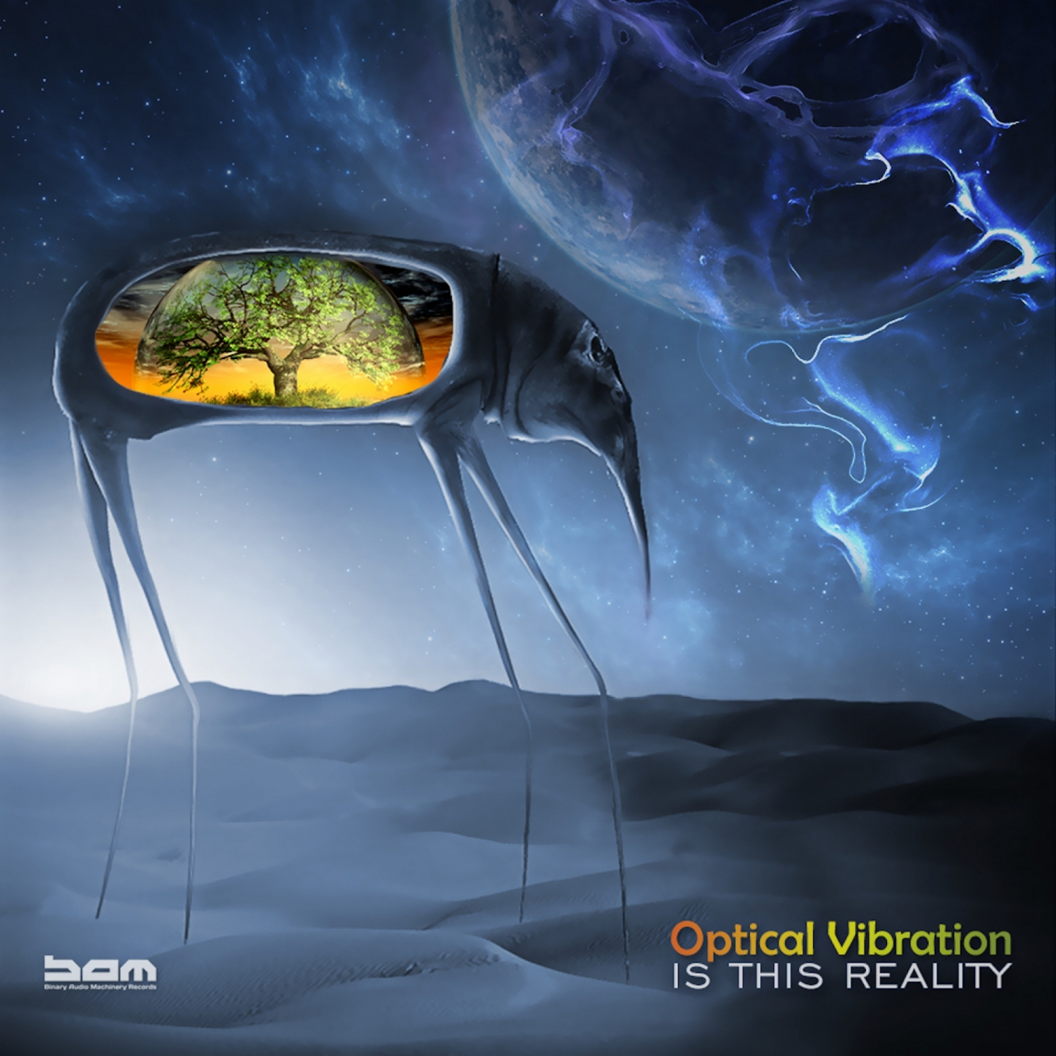 Optical Vibrations - Is This Reality (Original Mix)