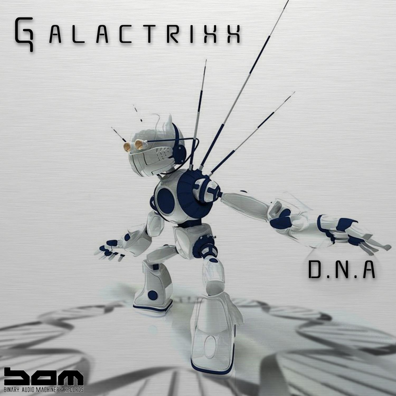 GalactrixX - Area 51 (Original Mix)