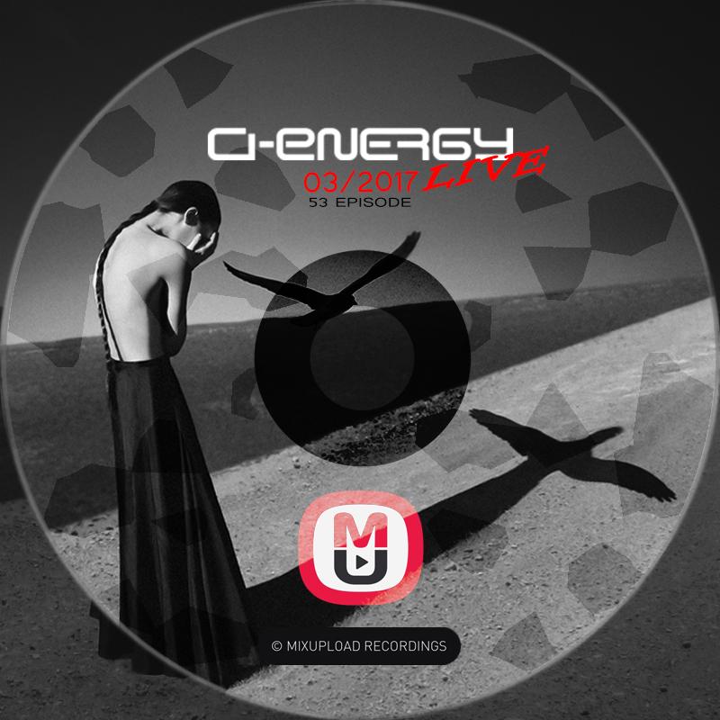 Ci-energy - Mixupload Drum&Bass Podcast (March 2017) (Original Mix)