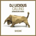 DJ Licious - Calling (Zonderling Extended Mix)