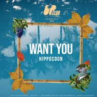 Hippocoon - Want You (Extended Mix)