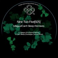 Nine Two Five [925]  - Can\'t Sleep (Giuseppe Caruso Remix)