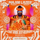 Major Lazer feat. Skip Marley - Can\'t Take It From Me (Paul Woolford Remix)