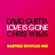 David Guetta feat. Chris Willis - Love Is Gone (Barthez Bootleg Mix)