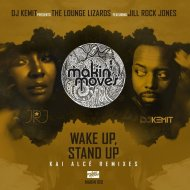 DJ Kemit pres. The Lounge Lizards feat. Jill Rock Jones - Wake Up & Stand Up  (Kai Alce KZR Dubstrumental)