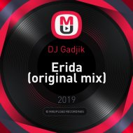 DJ Gadjik  -  Erida (original mix)