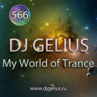 DJ GELIUS - My World of Trance 566 (-)