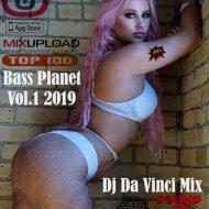 Dj Da Vinci - Bass Planet Vol1 2019 (Mix 2019)