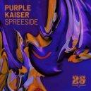 Purple Kaiser - Spreeside (Original Mix Instrumental)