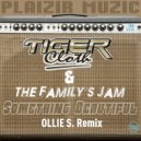 Tiger Cloth & The Family's Jam - Something Beautiful  (Ollie S. Remix)