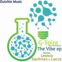 G-Spice - Cutting Edge  (Original Mix)