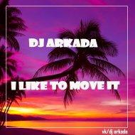 real 2 real - i like to move it  (Dj Arkada Remix)
