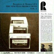 Rowpieces & Monaco Gza - Monochord (Original Mix)