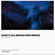 Gili Brown  -  Have it All  (Edgar Orn Remix)