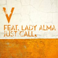V feat. Lady Alma - Just Call  (Instrumental)