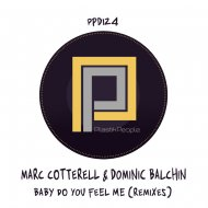 Marc Cotterell & Dominic Balchin - Baby Do You Feel Me (Marc & Dom\'s Risky Disco Instrumental Mix)