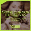Antoine Clamaran & The Cube Guys Ft. Jaren - You Got The Love (DJ Kone & Marc Palacios, Rio Dela Duna Remix)