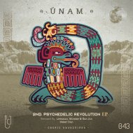 Unam - 2nd. Psychedelic Revolution  (Lemurian, Minoise and Sun Jun Remix)