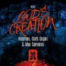 Husman, Corti Organ & Max Cameron - God\'s Creation (Extended Mix)