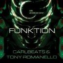 Carlbeats & Tony Romanello - Out Of Kontrol (Original mix)