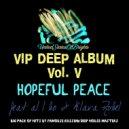 Hopeful Peace & al l bo - VIP DEEP ALBUM VOL. V (Compilation Megamix)