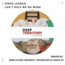 Serge Legran - Can\'t Help Me No More (Extended Mix)