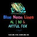 al l bo & Artful Fox - Blue Neon Lines (Extended Mix)