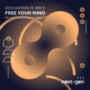 Soulvation feat. Mr.V - Free Your Mind (Block & Crown STUDIO 54 MIX)