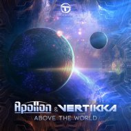 Apollon & Vertikka - Above The World (Original Mix)